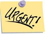 Document management addresses urgencies.