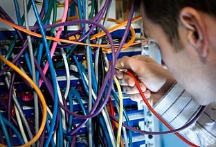 Network Server Wires
