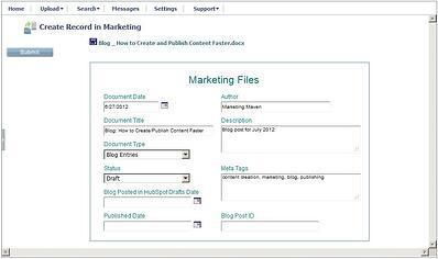 Inbound Marketing Campaign Management