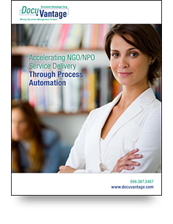Accelerating NGO/NPO Program Delivery Through Process Automation