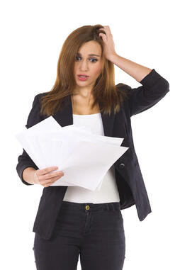 fear of document management